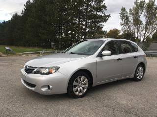 Used 2008 Subaru Impreza 2.5i for sale in Toronto, ON