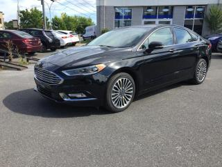 Used 2017 Ford Fusion Berline 4 portes SE traction intégrale for sale in Drummondville, QC