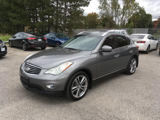 Used 2011 Infiniti EX35 Technology Pkg for sale in Scarborough, ON