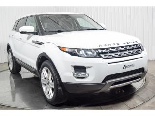 Used 2013 Land Rover Evoque Cuir Toit Pano Mags for sale in Saint-hubert, QC