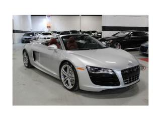 Used 2012 Audi R8 Quattro for sale in Vaughan, ON