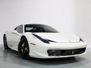 Used 2012 Ferrari 458 ITALIA Local Car   Service Plan for sale in Vaughan, ON