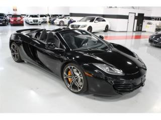 Used 2014 McLaren 12C Spider for sale in Vaughan, ON