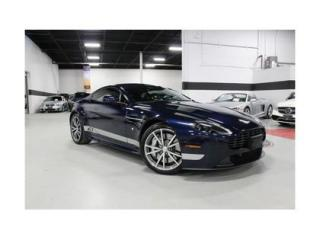 Used 2016 Aston Martin V8 Vantage GT   LOCAL CAR   WARRANTY for sale in Vaughan, ON