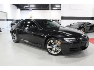 Used 2009 BMW M6 LOCAL CAR   CLEAN CARPROOF for sale in Vaughan, ON