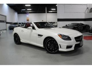 Used 2015 Mercedes-Benz SLK SLK55 AMG for sale in Vaughan, ON