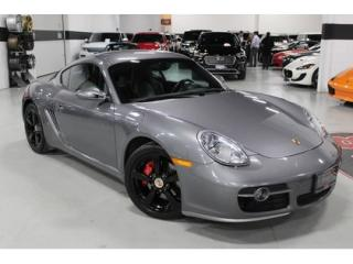Used 2006 Porsche Cayman S 6 SPD MANUAL   LOCAL CAR   CLEAN CARPROOF for sale in Vaughan, ON