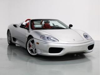 Used 2004 Ferrari 360 Spider for sale in Vaughan, ON