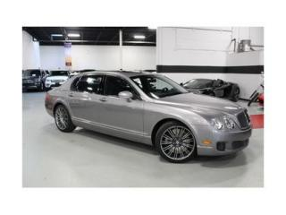 Used 2009 Bentley Continental Flying Spur Speed for sale in Vaughan, ON
