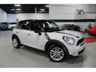 Used 2014 MINI Cooper Countryman Cooper S   AWD   6 SPD for sale in Vaughan, ON