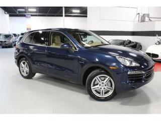 Used 2012 Porsche Cayenne S HYBRID   PANORAMIC SUNROOF   CLEAN CARPROOF for sale in Vaughan, ON
