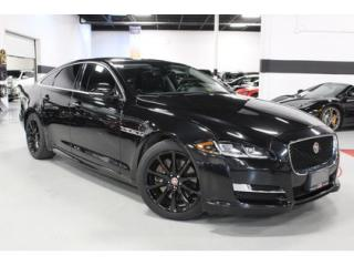 Used 2016 Jaguar XJ R-Sport   MASSAGE SEATS   19 INCH WHEELS for sale in Vaughan, ON
