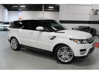 Used 2014 Land Rover Range Rover Sport V8 Supercharged   Fully Loaded for sale in Vaughan, ON