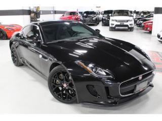 Used 2015 Jaguar F-Type FULLY LOADED   LOW KMS for sale in Vaughan, ON