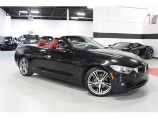 Used 2014 BMW 4 Series 428i xDrive Sport Convertible for sale in Vaughan, ON