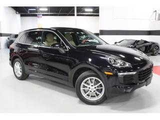 Used 2016 Porsche Cayenne NAV   BACKUP CAMERA   KEYLESS START for sale in Vaughan, ON