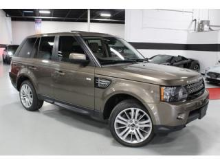 Used 2012 Land Rover Range Rover Sport HSE   NAV   BACKUP   SIRIUS XM for sale in Vaughan, ON