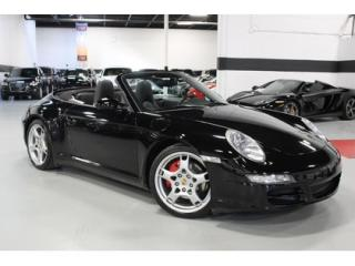 Used 2007 Porsche 911 Carrera 4S    6 SPD   SPORT CHRONO PLUS for sale in Vaughan, ON