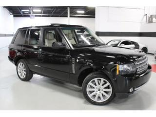 Used 2012 Land Rover Range Rover FULL SIZED SUPERCHARGED for sale in Vaughan, ON
