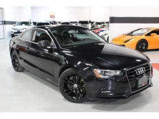 Used 2013 Audi A5 2.0T QUATTRO   CLEAN CARPROOF for sale in Vaughan, ON