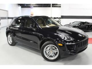 Used 2015 Porsche Macan S   LOW KMS   BOSE SOUND SYSTEM for sale in Vaughan, ON