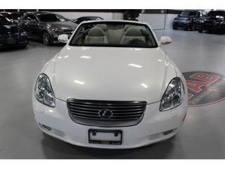 Used 2005 Lexus SC 430 NAVIGATION   CLEAN CARPROOF for sale in Vaughan, ON