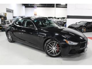 Used 2014 Maserati Ghibli SQ4   NAVIGATION   REMOTE STARTER for sale in Vaughan, ON