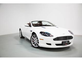 Used 2009 Aston Martin DB9 VOLANTE   LOCAL VEHICLE   FULL SERVICE HISTORY for sale in Vaughan, ON