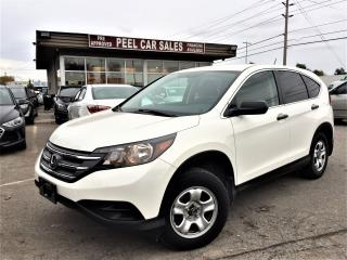Used 2014 Honda CR-V LX|2.4LFUELEFFICIENT|ECONMODE|AWD|REARVIEW| for sale in Mississauga, ON
