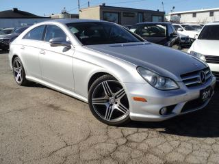 Used 2011 Mercedes-Benz CLS-Class CLS 550 for sale in Oakville, ON