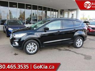 Used 2018 Ford Escape SEL; WOW!!! ALMOST NEW! SUPER LOW KMS! NAV, BACKUP CAM, SUNROOF, HEATED SEATS AND MORE for sale in Edmonton, AB