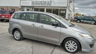 Used 2010 Mazda MAZDA5 GS for sale in Mono, ON