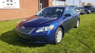 Used 2008 Toyota Camry Hybrid for sale in London, ON