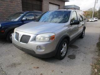 Used 2007 Pontiac Montana w/1SB for sale in Cookstown, ON