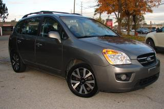 Used 2010 Kia Rondo EX w/3rd Row for sale in Mississauga, ON
