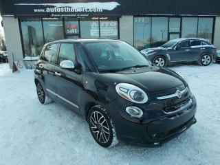 Used 2014 Fiat 500 L LOUNGE **CUIR + TOIT PANO** for sale in St-Hubert, QC