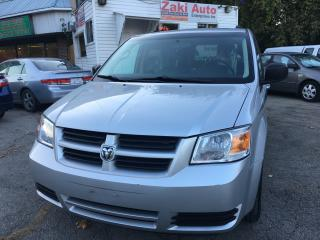 Used 2009 Dodge Caravan SE/ Safety E Test Included The Price for sale in Toronto, ON