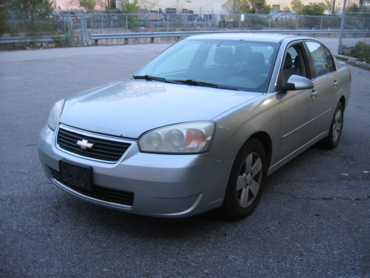 Photo of Silver 2006 Chevrolet Malibu