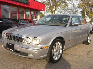 Used 2004 Jaguar XJ8 Vanden Plas for sale in London, ON
