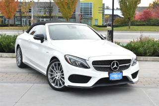 Used 2017 Mercedes-Benz C43 AMG 4MATIC Cabriolet for sale in Burnaby, BC