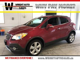 Used 2015 Buick Encore Leather|BACKUP CAMERA|HEATED SEATS|98,803 KM for sale in Cambridge, ON