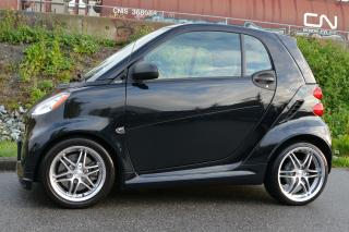 Used 2011 Smart fortwo Brabus Coupe for sale in Vancouver, BC