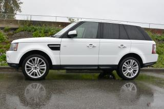 Used 2012 Land Rover Range Rover Sport HSE 4WD for sale in Vancouver, BC