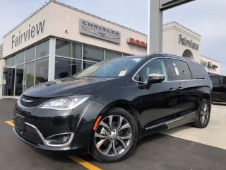 Used 2017 Chrysler Pacifica Limited l Dual DVD l FWD Collision l Pano Roof l for sale in Burlington, ON