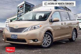Used 2012 Toyota Sienna XLE 7-Pass V6 6A Back-Up Camera| Parking Sensor for sale in Thornhill, ON