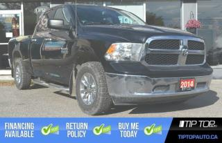 Used 2014 RAM 1500 SLT ** 4x4, 3.6L V6, Bluetooth ** for sale in Bowmanville, ON