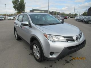 Used 2013 Toyota RAV4 LE (A6) LEASE RETURN  NO ACCIDENTS for sale in Toronto, ON