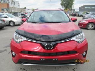Used 2017 Toyota RAV4 XLE   LEASE RETURN ONE OWNER   NO ACCIDENTS for sale in Toronto, ON
