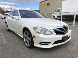 Used 2012 Mercedes-Benz S-Class 4dr Sdn S550 4MATIC LWB for sale in Toronto, ON