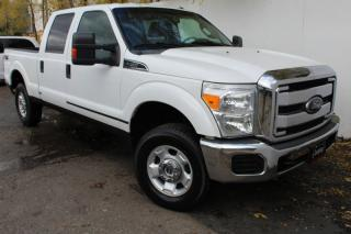 Used 2011 Ford F-250 Super Duty FX4 4x4 Crew Cab Bluetooth Power option for sale in Mississauga, ON